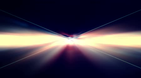 блестящий : Event Horizon 0103: Video background of an event horizon shooting light (Loop).