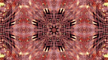 simetria : Kaleido 1034: Kaleidoscopic forms mix and merge (Loop).