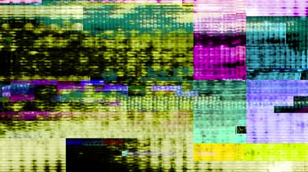 Glitch 1047: Digital video malfunction (Loop).