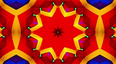 psicodélico : Colorful kaleidoscope