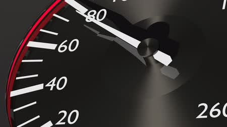 silnik : newly designed speedometer