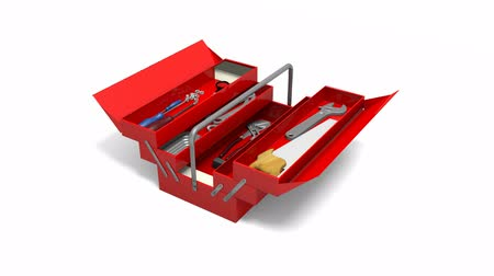 toolbox : red toolbox