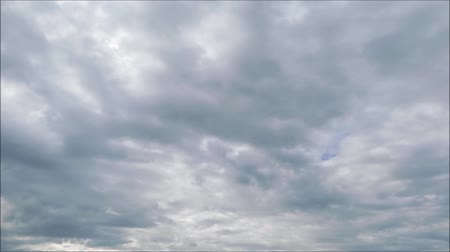 bulutluluk : Time lapse of clouds Stok Video
