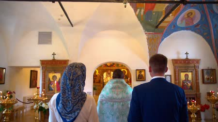 coroa : Orthodox wedding in the Church