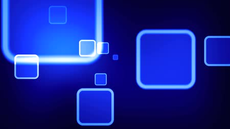 coloured background : blue background loop able animation Stock Footage