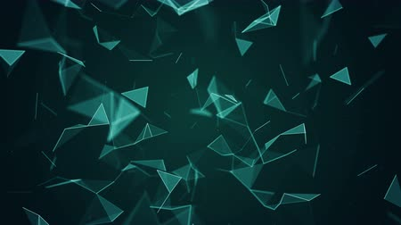 tek renkli : Geometrical technology futuristic abstract and science color background.