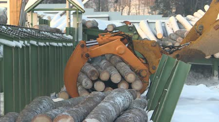 markolat : Woodworking plant.Forest industry.