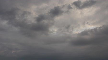 vihar : Overcast weather sky time-lapse