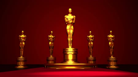 fama : Oscar red carpet
