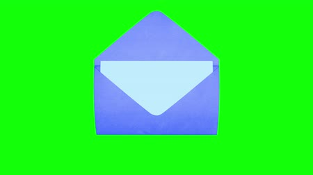 download : You Got Mail (Green Screen). Letter flying in and filling the screen. Perfect for your own background. Clean mask on green screen. Vídeos