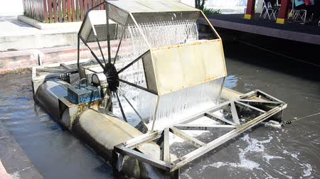 türbin : Water turbine Machine Thai Style