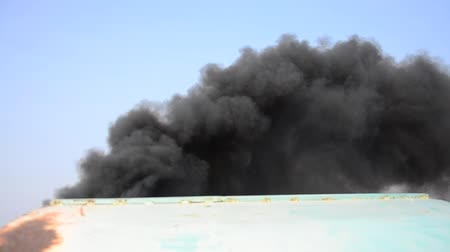 navios : Air Pollution from boat exhaust