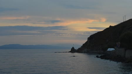 skala : sunrise at Lesvos