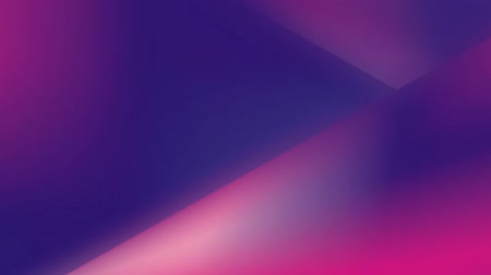 lógica : Smoothly moving geometric shapes. Vibrant gradient. Abstract, dynamic video with animation. Fashionable UV colors. Motion graphics. Slow camera movement with blur at the end.