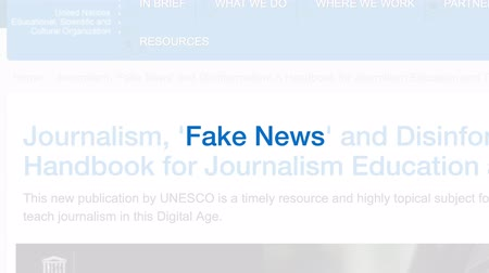 alternativa : Tallinn  Estonia - June 16, 2019: Fake news concept. Fake News and Social Media. Can be used as illustrative for other social media.