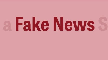 typografie : Tallinn  Estonia - June 16, 2019: Fake news concept. Fake News and Social Media. Can be used as illustrative for other social media.