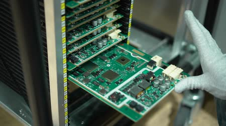 servers : Electronic circuit board production.Electronics contract manufacturing. Manufacture of electronic chips. High-tech
