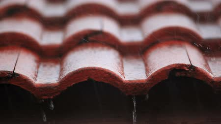 tető : Rain on the roof