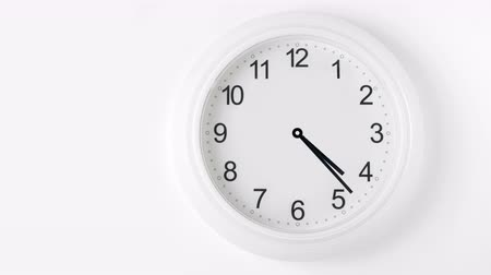 time : Clock Time Lapse Stock Footage