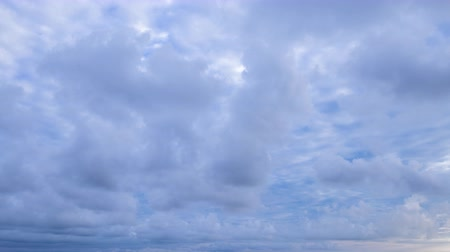 coulds : Rain Clouds Time Lapse Stock Footage