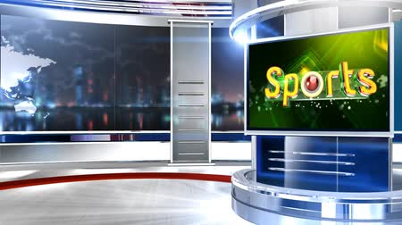 3D rendering background is perfect for any type of news or information presentation. The background features a stylish and clean layout Dostupné videozáznamy