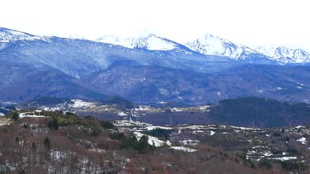 ariege : Pyrenean mountains in Ariege, Occitania in south of France