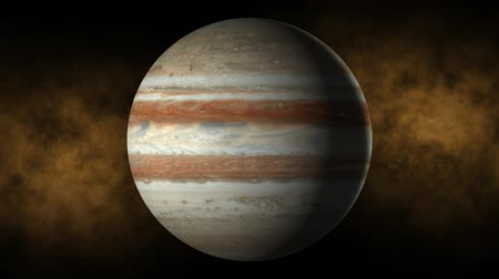 planety : Planet jupiter space, stars