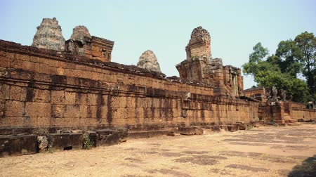 Ангкор : Ruins Of Abandon Temple - Angkor Wat