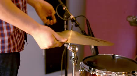 барабаны : Acoustic Drums Symbol Set Up