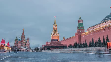 senate square : Red Square in Moscow, Russia