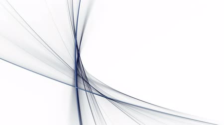 белый :  flowing energy,  dynamic  linear  blue stream,  abstract motion on white background, animated abstract illustration, 30fps, HD1080, seamless loop    Стоковые видеозаписи