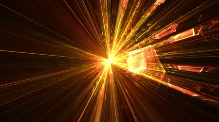 estouro : Blast With Rays Of Light, Explosion - explosion, burst of light, fireworks, sparkling  lights, abstract illustration, animation, 30fps, HD1080, seamless loop Vídeos