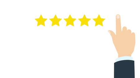ratings : Giving rating stars. Ranking business with fave golden stars. Tick star. Having feedback, reputation and quality. with alpha channel