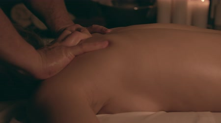 relieve : Soothing massage to relax the body