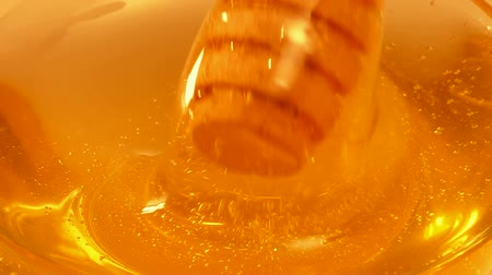 lžíce : Honey is a source of health, Slow Motion Video clip