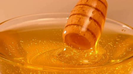 drizzler : Honey is a source of health, Slow Motion Video clip