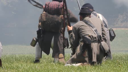 гражданский : Civil War Reenactment