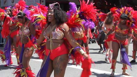 парад : San Francisco Carnival May 2016