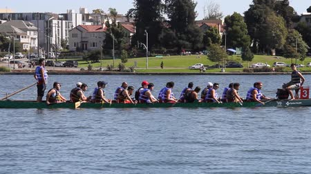 marinai : Corse di dragon boat, oakland, set 2017