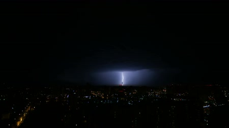 гром : Thunder and Lightning in the Night City