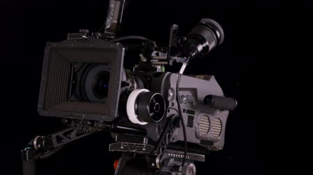 filmagens : cinema camera Stock Footage