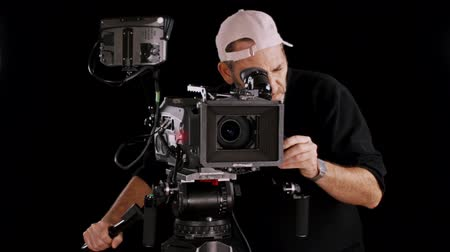 filmagens : cinema camera with operator