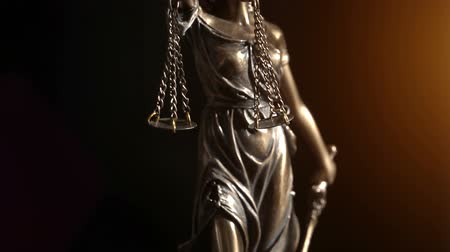 iustitia : The Statue of Justice - lady justice or Iustitia the Roman goddess of Justice