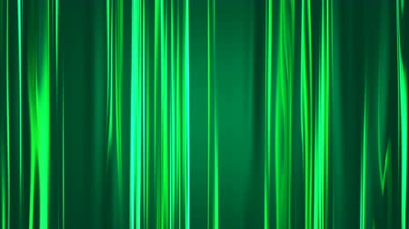 Abstract video screen saver green background