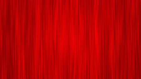 Abstract video screen saver red background