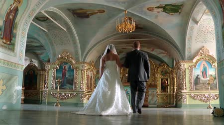 weddings : Wedding ceremony in the Church