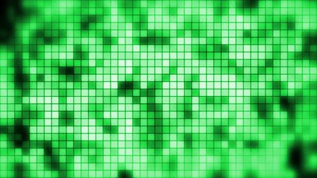 mozaik : Mosaic. Blink background. Tiles. Loop Stok Video