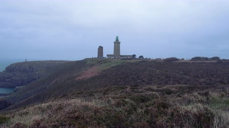 sail rock : Cap Frehel lighthouse