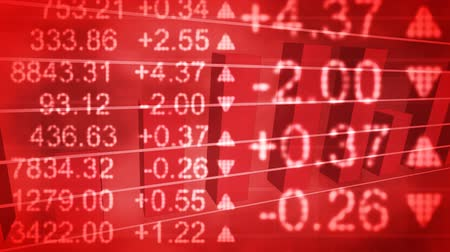 ticker : red stocks