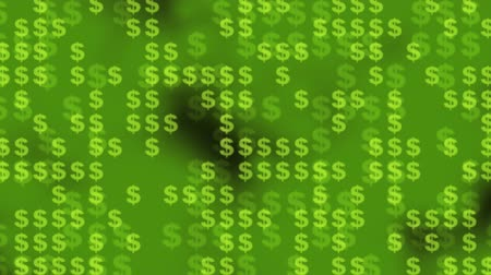 kleszcz : small green dollar signs